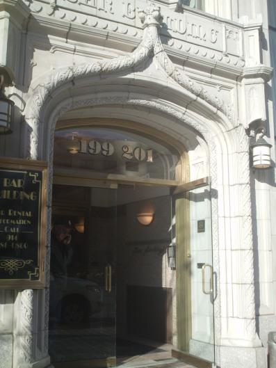 Bar Building