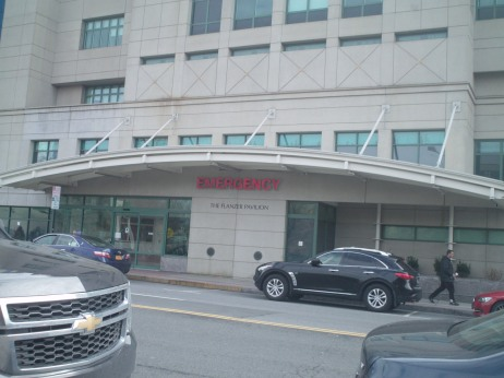 Emergency Entrance (E Post Rd)