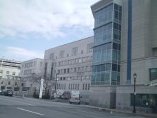 WP Hospital on E. Post Rd